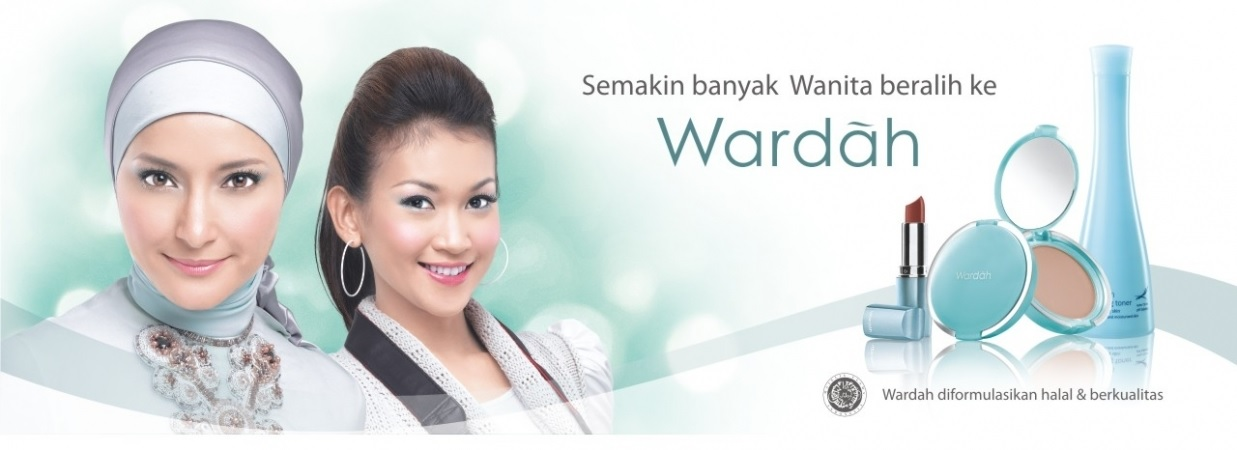 Wardah dan Kompetisi Merk GLobal