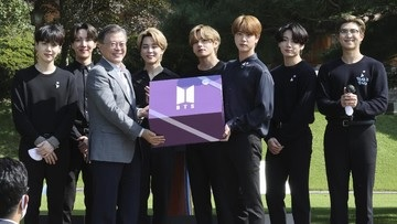 BTS dan IPO Bintang K-Pop