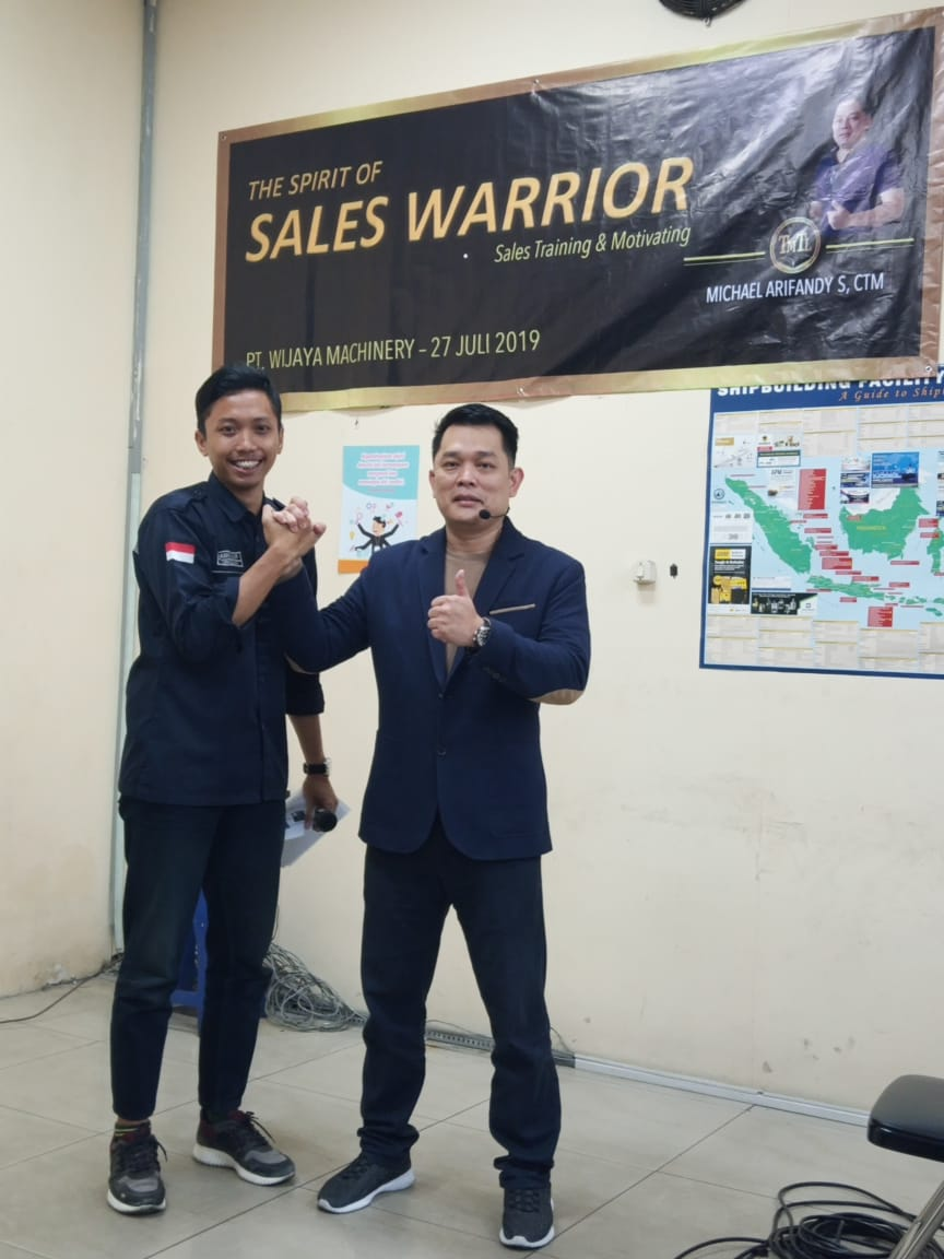 The Spirit of Sales Warrior Training