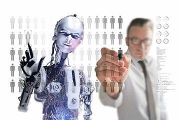 Manusia Bersaing dengan AI secara Humanis