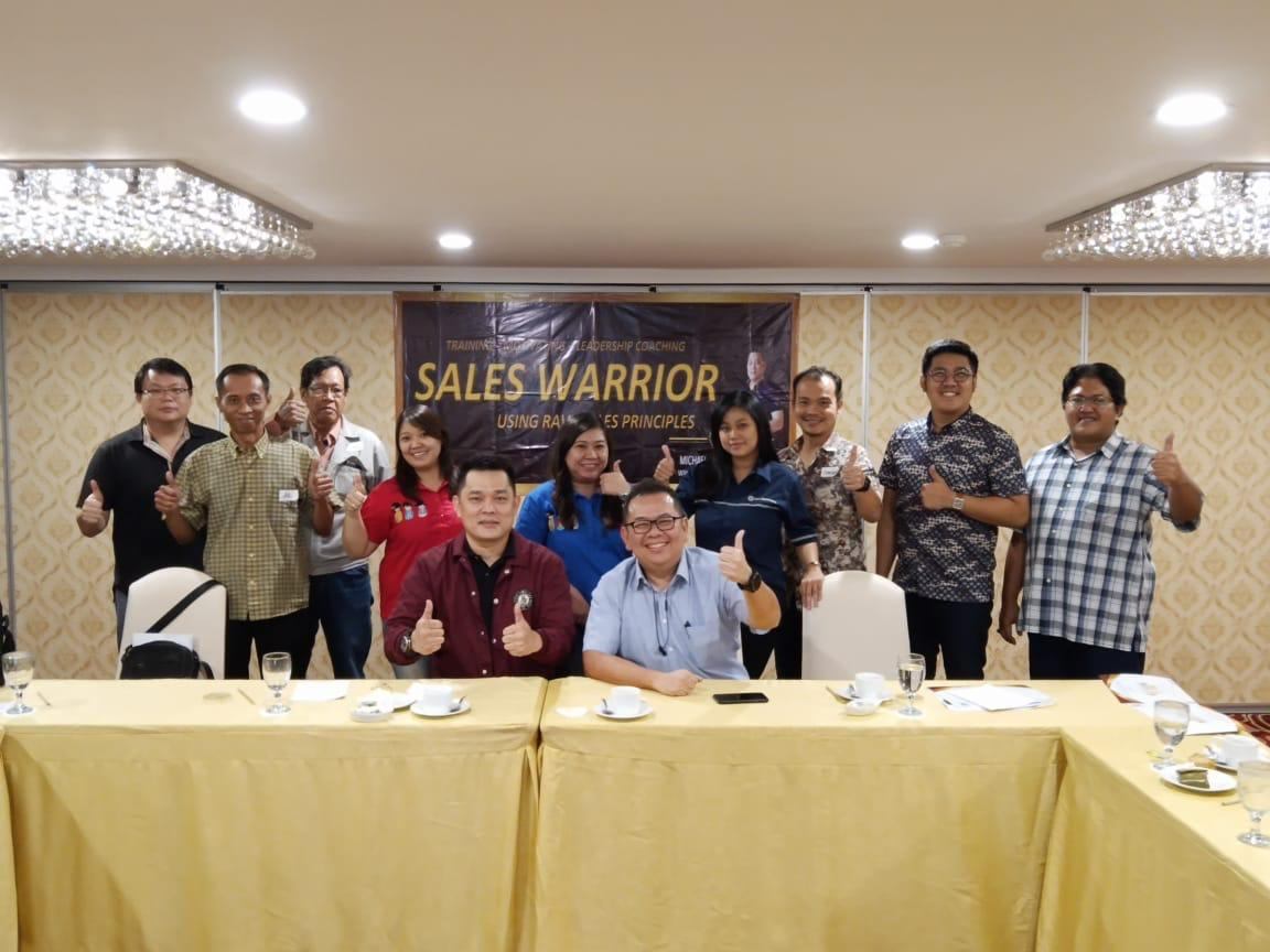 Sales Warrior using Rave Sales Principles