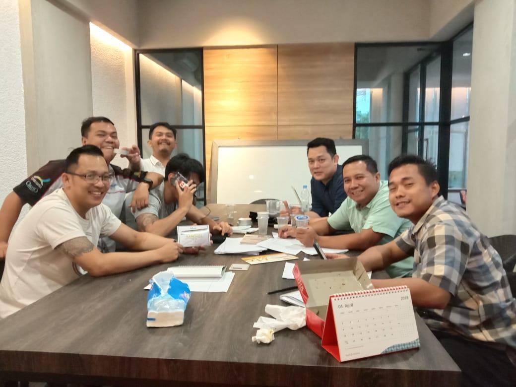 Success Triangle at PT Batavia Alumindo Indonesia