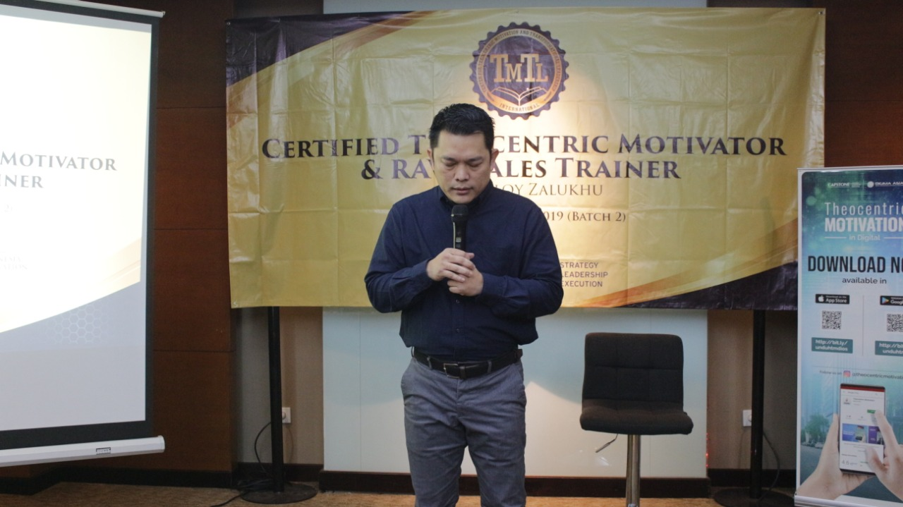 Kolaborasi dengan Master Teacher Eloy Zalukhu